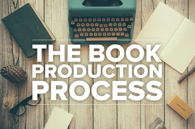 book production process